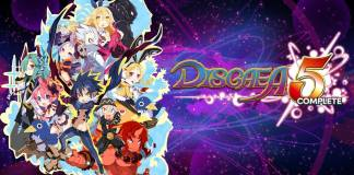 Disgaea 5 Complete, PC, Nintendo Switch, Steam, RPG