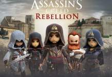 Assassin's Creed Rebellion, Jogo mobile, Mobile, Assassin's Creed