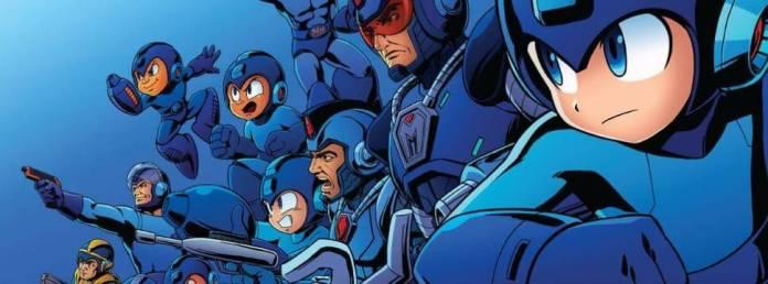 Mega Man.