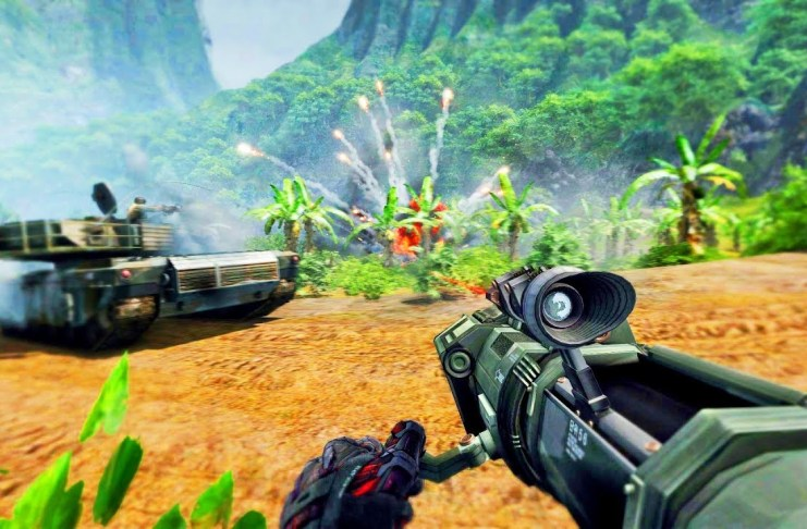 Crysis, Xbox One, Xbox, Retrocompatibilidade
