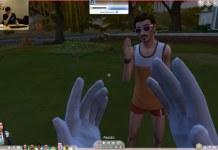 The Sims 4, Primeira pesssoa, The Sims, Câmera