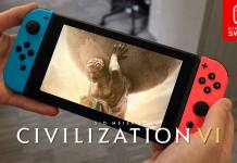 Civilization Vi, multiplayer, Nintendo, Switch, Nintendo Switch,