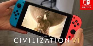Civilization Vi, multiplayer, Nintendo, Switch, Nintendo Switch,