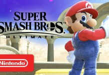 Super Smash Bros. Ultimate, Super Smash Bros, Trailer