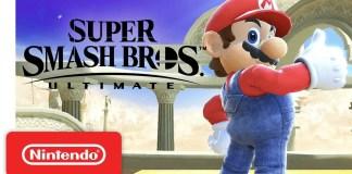 Super Smash Bros. Ultimate, Super Smash Bros, Trailer