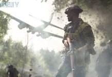 Battlefield V, Battlefield, Trailer