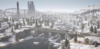 PlayerUnknown's Battlegrounds, PUBG, Inverno, Vikendi