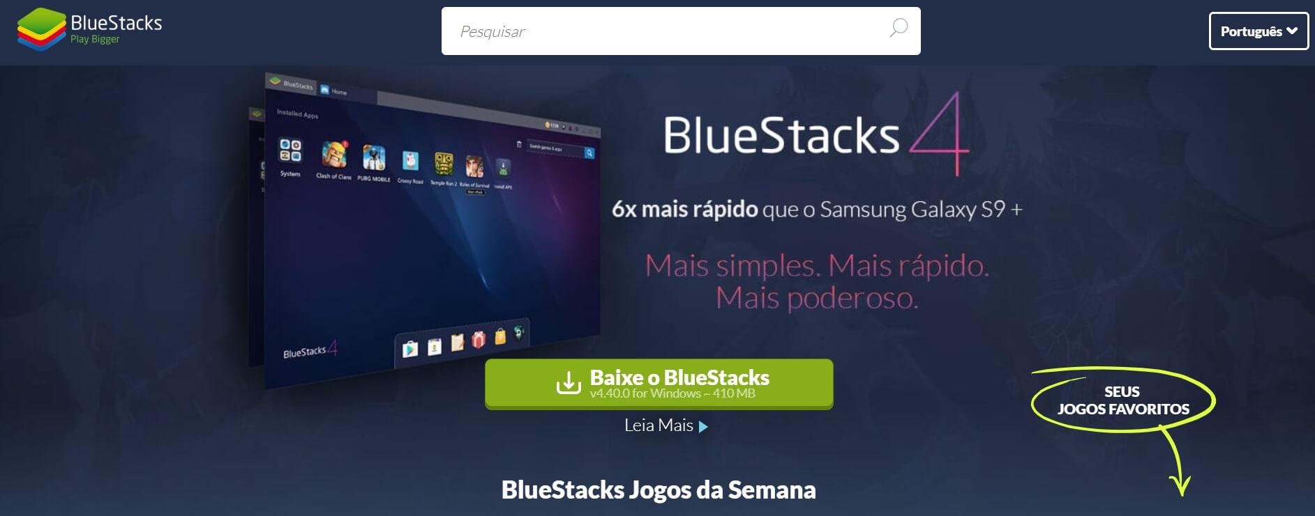 Jogar Pubg Mobile No Pc Com O Emulador De Android Bluestacks: Como Instalar E Jogar PUBG Mobile Em Seu Computador
