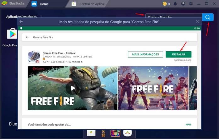 Como instalar Garena Free Fire em seu computador  – Gamers News