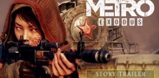 Metro Exodus, trailer