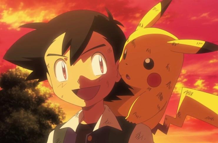 Pokémon, filme, Eu EScolho Voce, netflix