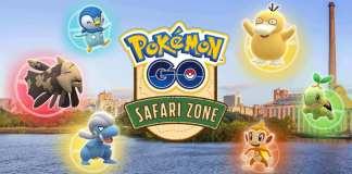 Pokémon GO, Safari Zone, Brasil