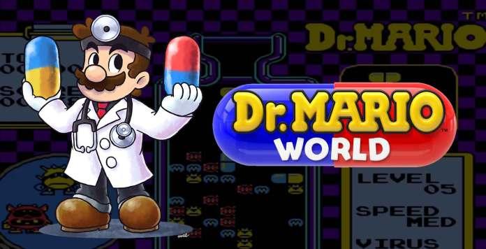 Dr. Mario World.