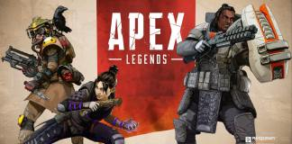 Apex Legends Battle Royale, Fortnite
