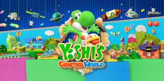 Yoshi's Crafted World, Switch
