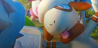 Pokémon GO, Smeargle, PokédexdeJohto, Pokédex