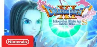 Dragon Quest XI, Nintendo, Switch