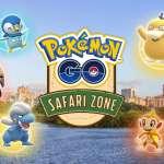 Pokémon GO, Zona Safari, Porto Alegre, Brasil