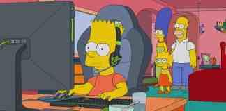 Bart, eSports, Os Simpsons