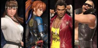 Dead or Alive 6 Core Fighters