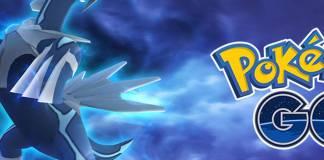 Pokémon GO, Dialga, Raids