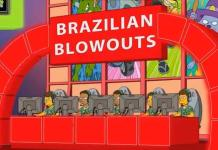 Os Simpsons, Brazilian Blowouts, eSports