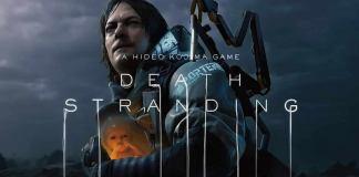 Death Stranding lançamento