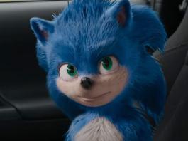 Sonic O Filme é adiado