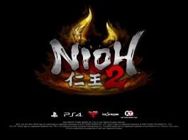 nioh 2 trailer gameplay