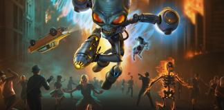 Destroy All Humans, THQ Nordic, PlayStation 4