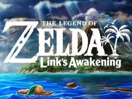 The Legend of Zelda, The Legend of Zelda: Link's Awakening, Nintendo Switch