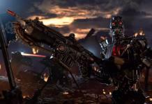 Gears of War5, Gears 5, Exterminador do Futuro