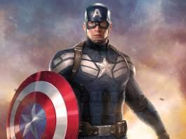 Marvel's Avengers, Square Enix, Capitão América