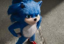 Sonic o filme the hedgehog