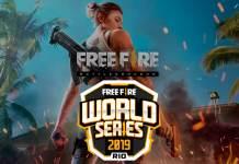 Free Fire World Series, Mundial, Rio de Janeiro