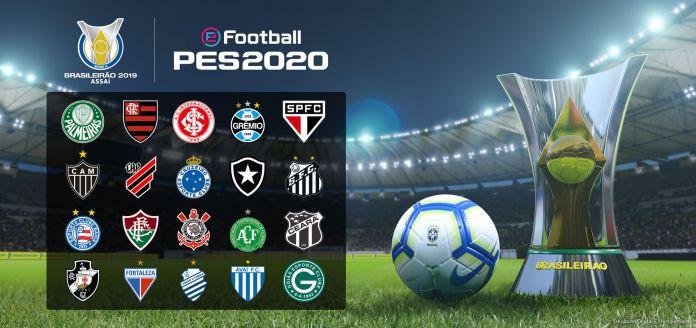 eFootball PES 2020 Série A
