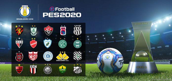 eFootball PES 2020 Série B