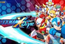 Mega Man X Rockman X DiVE