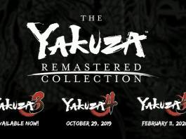 Yakuza, Yakuza: Remastered Collection, SEGA, PlayStation 4