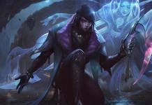 Aphelios League of Legends