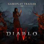 Diablo IV trailer gameplay