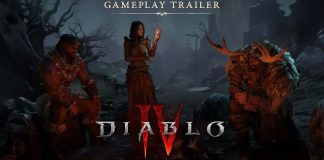 Diablo IV trailer gameplay