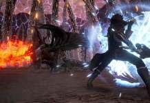 Code Vein, Hellfire Knight, Bandai Namco