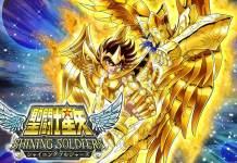 Os Cavaleiros do Zodíaco Shining Soldiers, Bandai Namco
