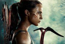 Tomb Raider sequência filme