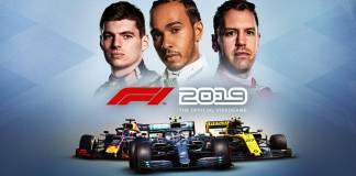 F1 2019 avaliação gratuita