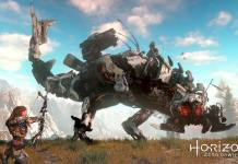 horizon zero dawn exclusivos playstation