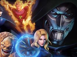 Marvel Ultimate Alliance 3 Shadow of Doom Switch