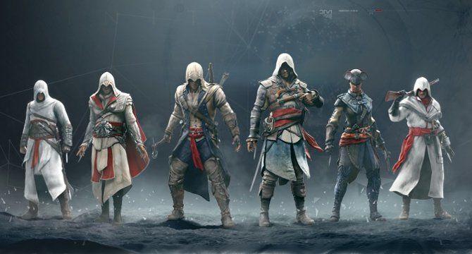 Assassin's Creed Leak T-Shirt
