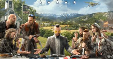 Highlights 2018 Far Cry 5 Gamescom 2017 Far Cry 5 Preview Far Cry 5 Vorschau